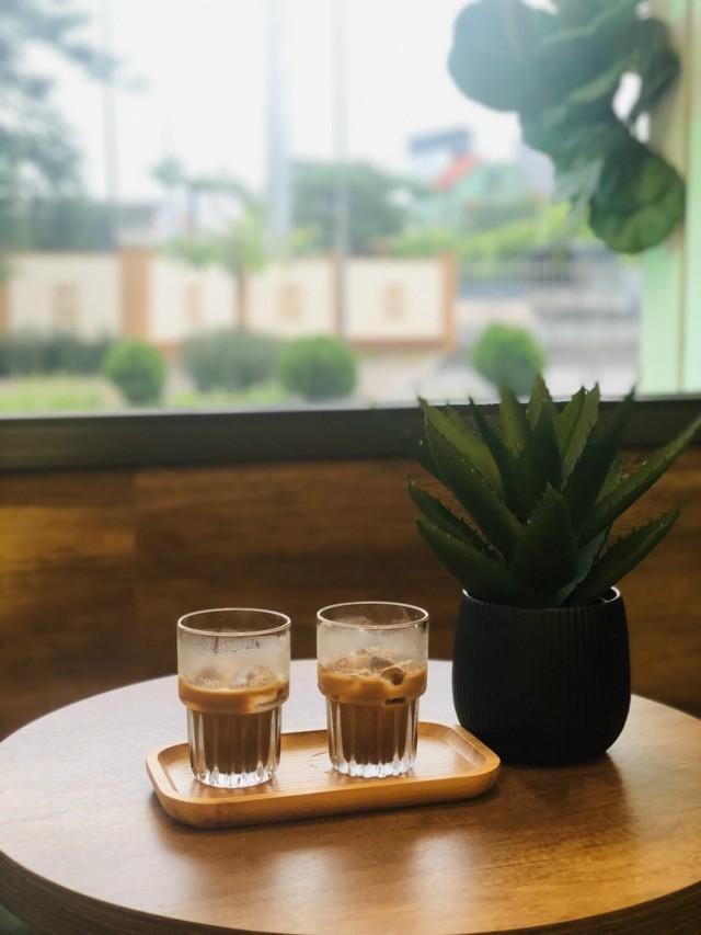 cà phê trung nguyên thanh trì
